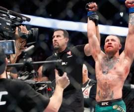 Conor McGregor regresa al octágono cuando enfrente a Eddie Alvarez