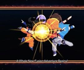 Dragon Ball Fusions Portada