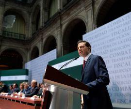Presidencia contará con 300 invitados al Grito de Independencia
