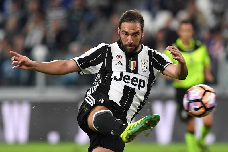 Gonzalo Higuaín en Juventus