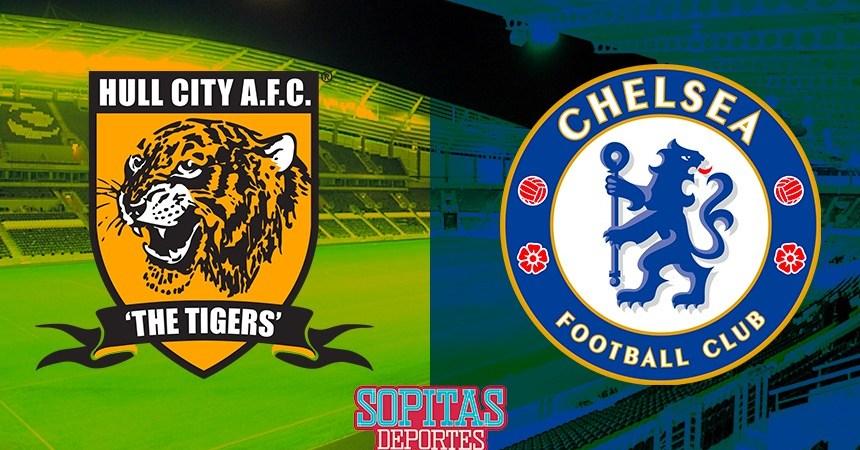 Hull City y Chelsea buscan terminar con sus rachas negativas