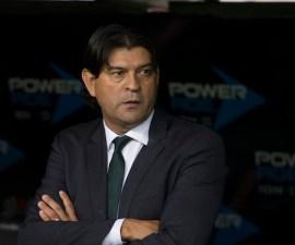 Jose Cardozo terminó su etapa como técnico de Chiapas