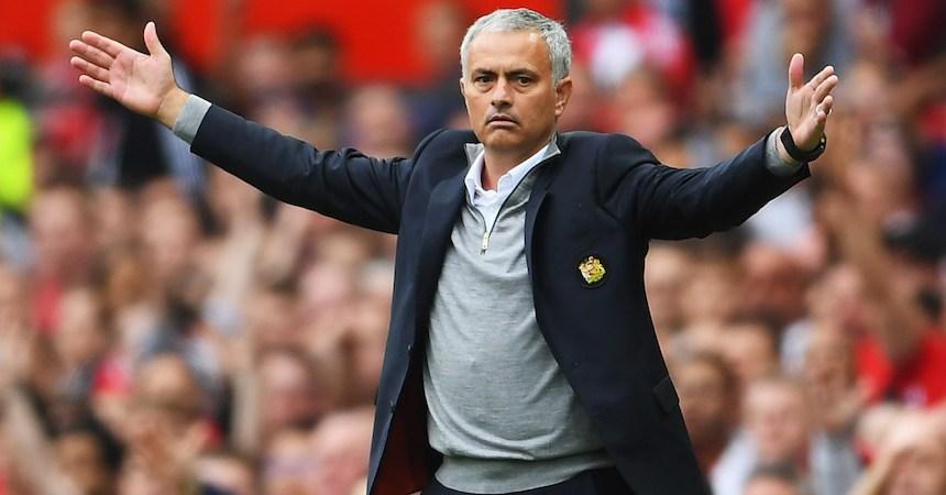 José Mourinho aprendió la lección con el Manchester United