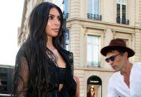 Kim Kardashian sufre una broma en París