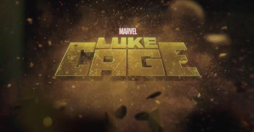 Marvel Luke Cage Intro