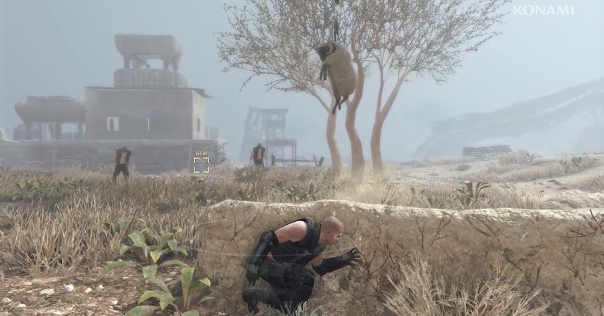 Metal Gear Survive Gameplay 4