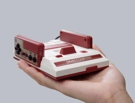 Mini Famicom Consola