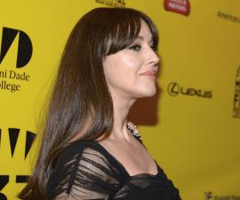 Monica Bellucci - Actriz