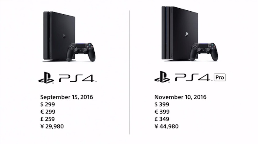 PlayStation 4 Pro Precio