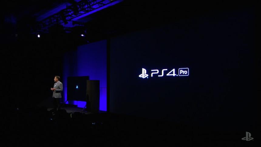 El PS4 Pro será lanzado a finales de 2016