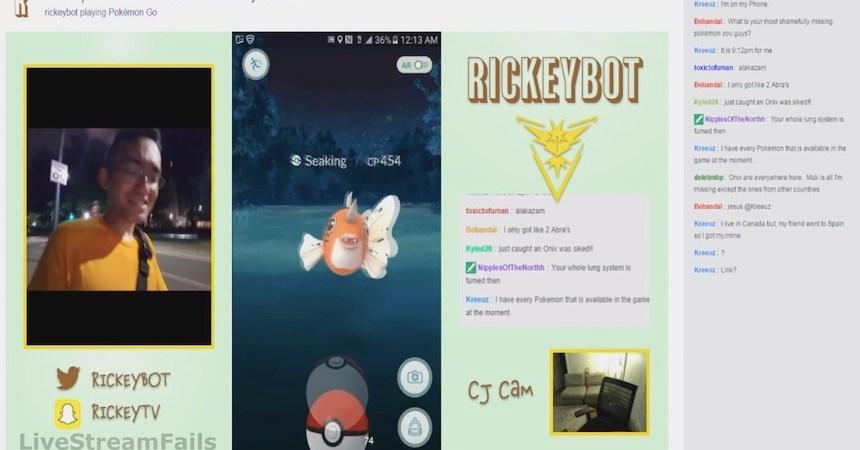 Pokémon Go Asalto