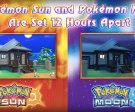 Pokémon Sun/Moon cambios