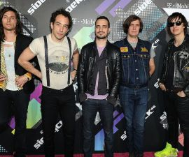 The Strokes volverá a Latinoamerica para Lollapalooza
