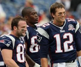 Tom Brady y Wes Welker van a entrenar juntos durante la suspensión del QB