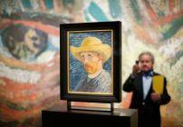 Recuperan obras de Vincent Van Gogh en Italia