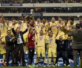 América campeón 2014