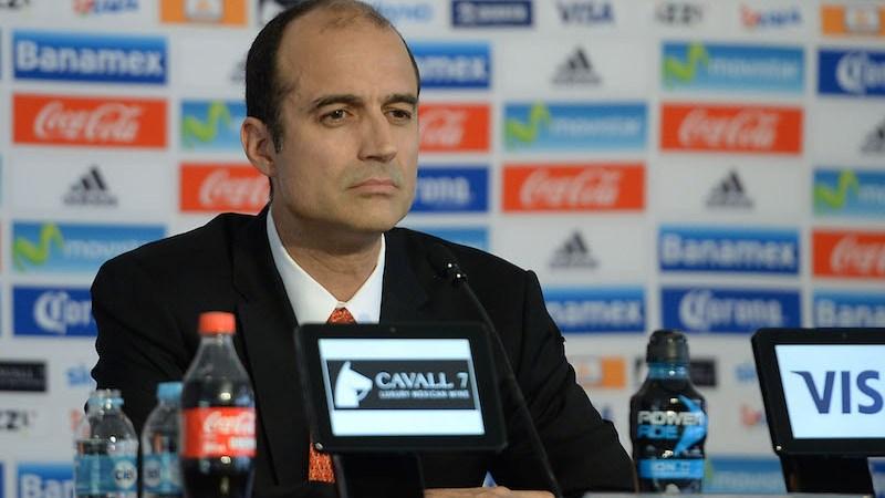 Guillermo Cantú FMF