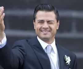 Enrique Peña Nieto - Guiño.