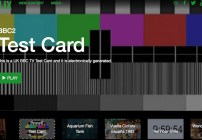 Napflix - Test Card