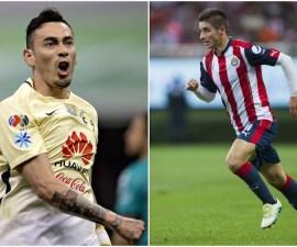 América contra Chivas
