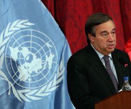Antonio Guterres será el próximo secretario general de la ONU
