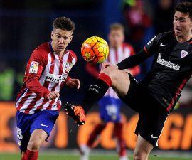 Atlético de Madrid fue acusado de plagiar el escudo del Athletic de Bilbao