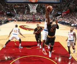 Cavaliers ganan juego