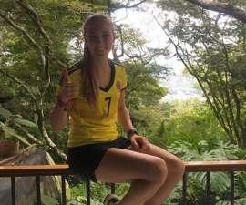Nicole Reigner Colombia Muerte