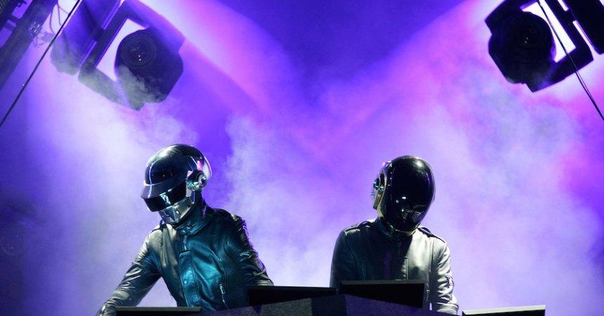 Corren los rumores de que Daft Punk podría salir de gira el siguiente año.
