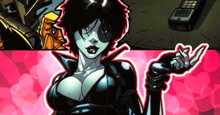 Domino Deadpool 2