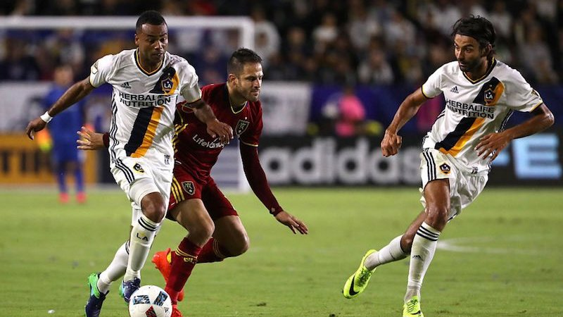 Galaxy contra Real Salt Lake