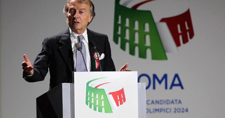 Italia abandonó la carrera por albergar los Juegos Olímpicos del 2024