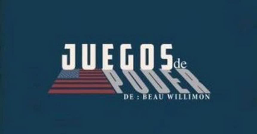Presentan en México la obra Juegos de Poder
