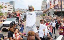 LeBron pidió helado para Cleveland y lo tendrá