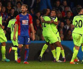 Liverpool sigue demostrando su buen nivel en y le ganaron al Crystal Palace