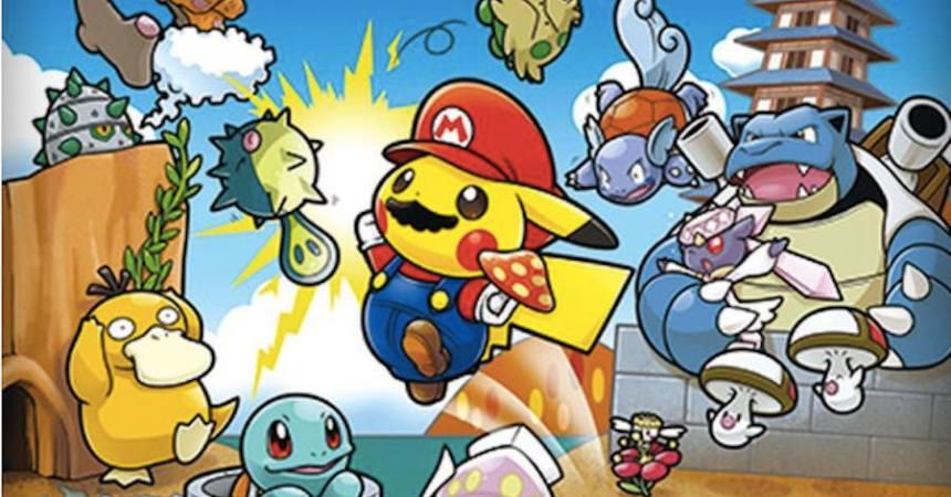 Portada - Mario Pikachu