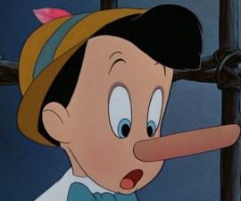 Pinocchio de Walt Disney