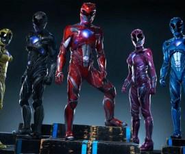 Reboot de los Power Rangers