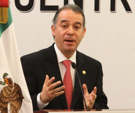 Raúl Cervantes es el nuevo titular de la Procuraduría General de la República