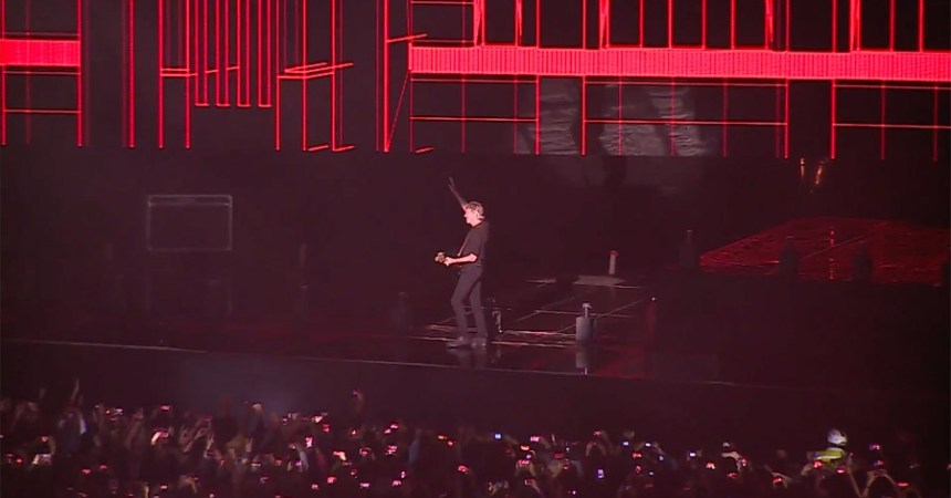 Roger Waters en Desert Trip
