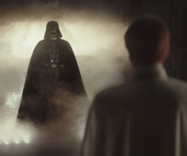 Darth Vader en Rogue One