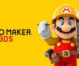 Super Mario Maker 3DS 2