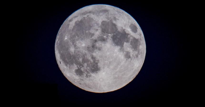 El 16 de octubre ocurrirá un fenómeno astronómico conocido como superluna, que sólo ocurre cada 15 o 20 años