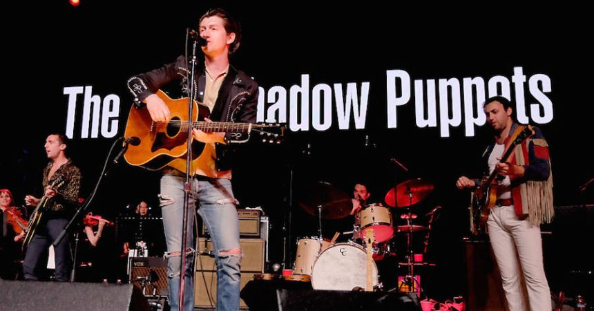 The Last Shadow Puppets realiza cover a Leonard Cohen