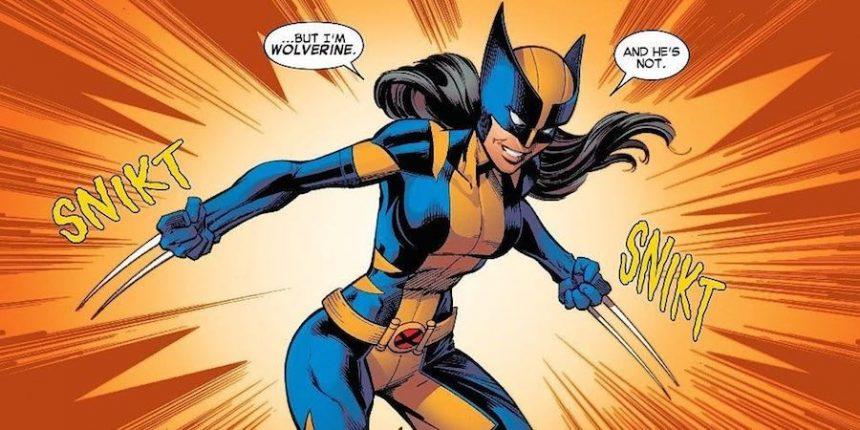 Laura Wolverine