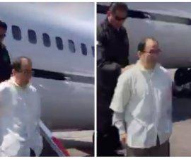 Estados Unidos entrega a Zhenli Ye Gon, irá al penal del Altiplano