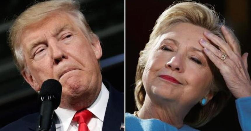 ¿Donald o Hillary?