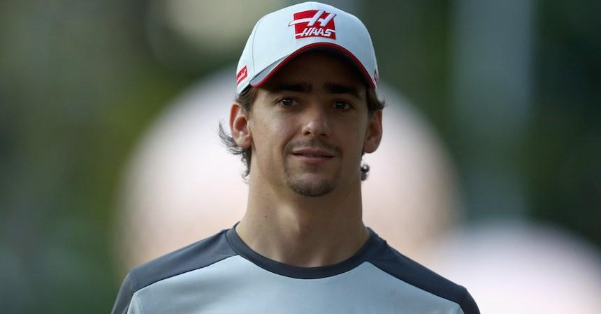 Esteban Gutiérrez hizo oficial su salida de Haas