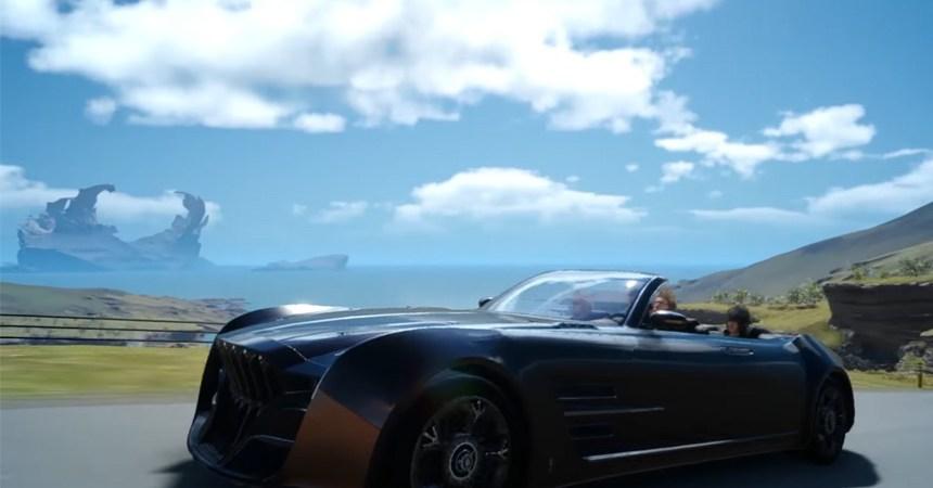 Final Fantasy XV a una semana de su estreno