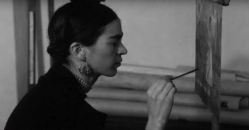 Artista Frida Kahlo